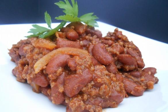Chili con carne express (2)