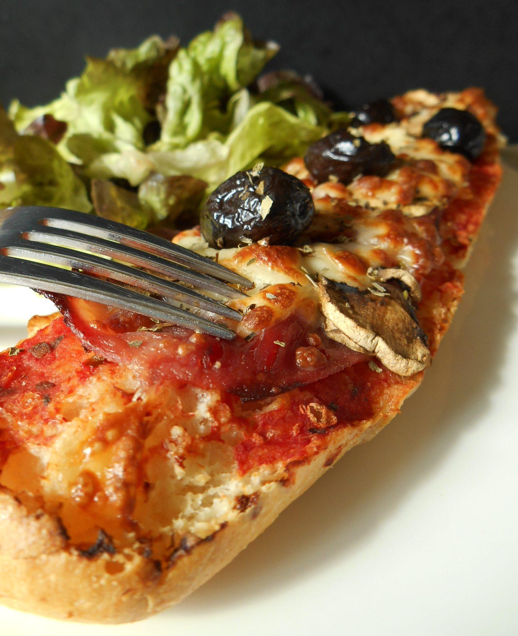 PIZZA « BAGUETTE »