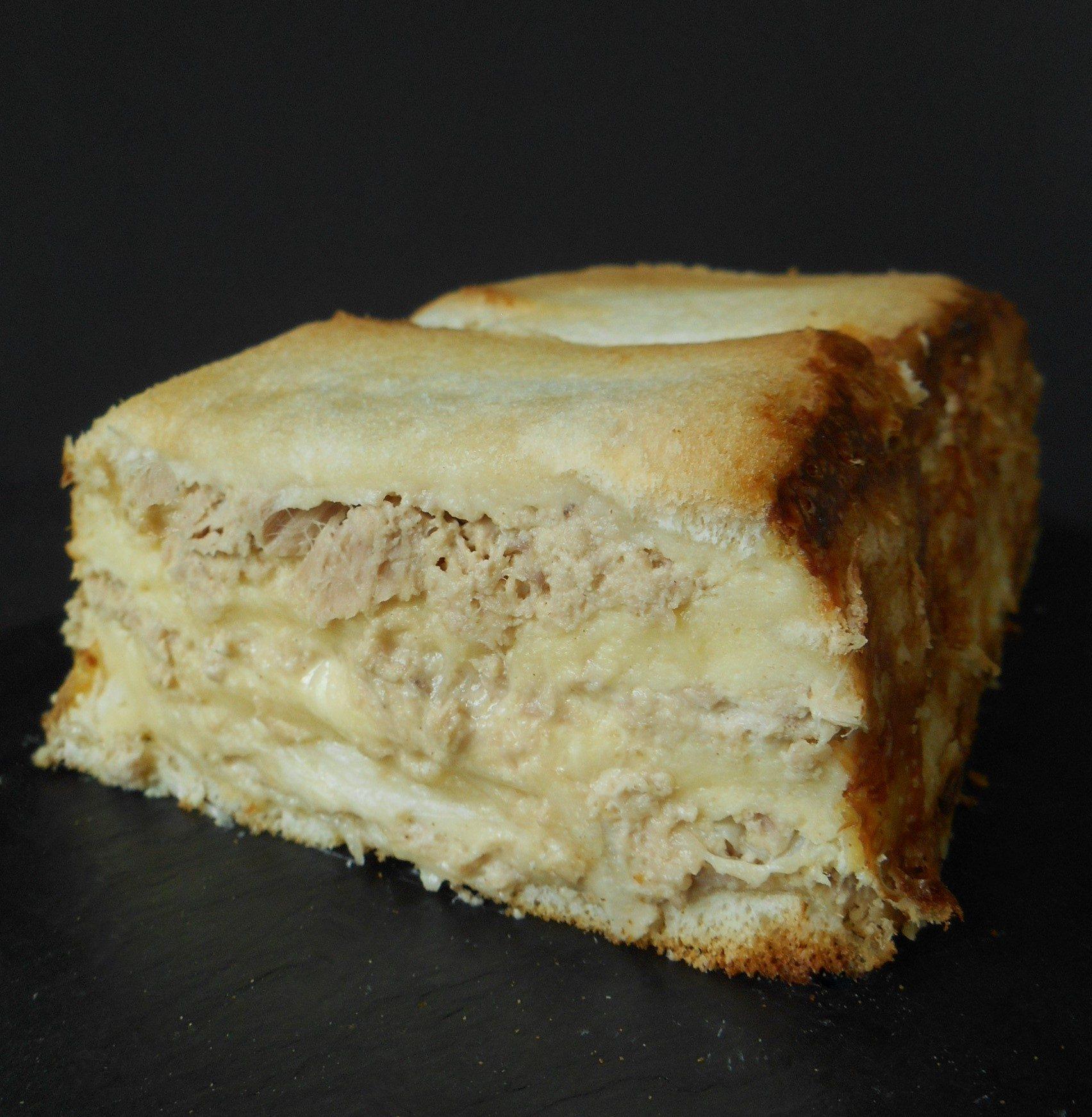 Cake Au Jambon Cru Et Chevre