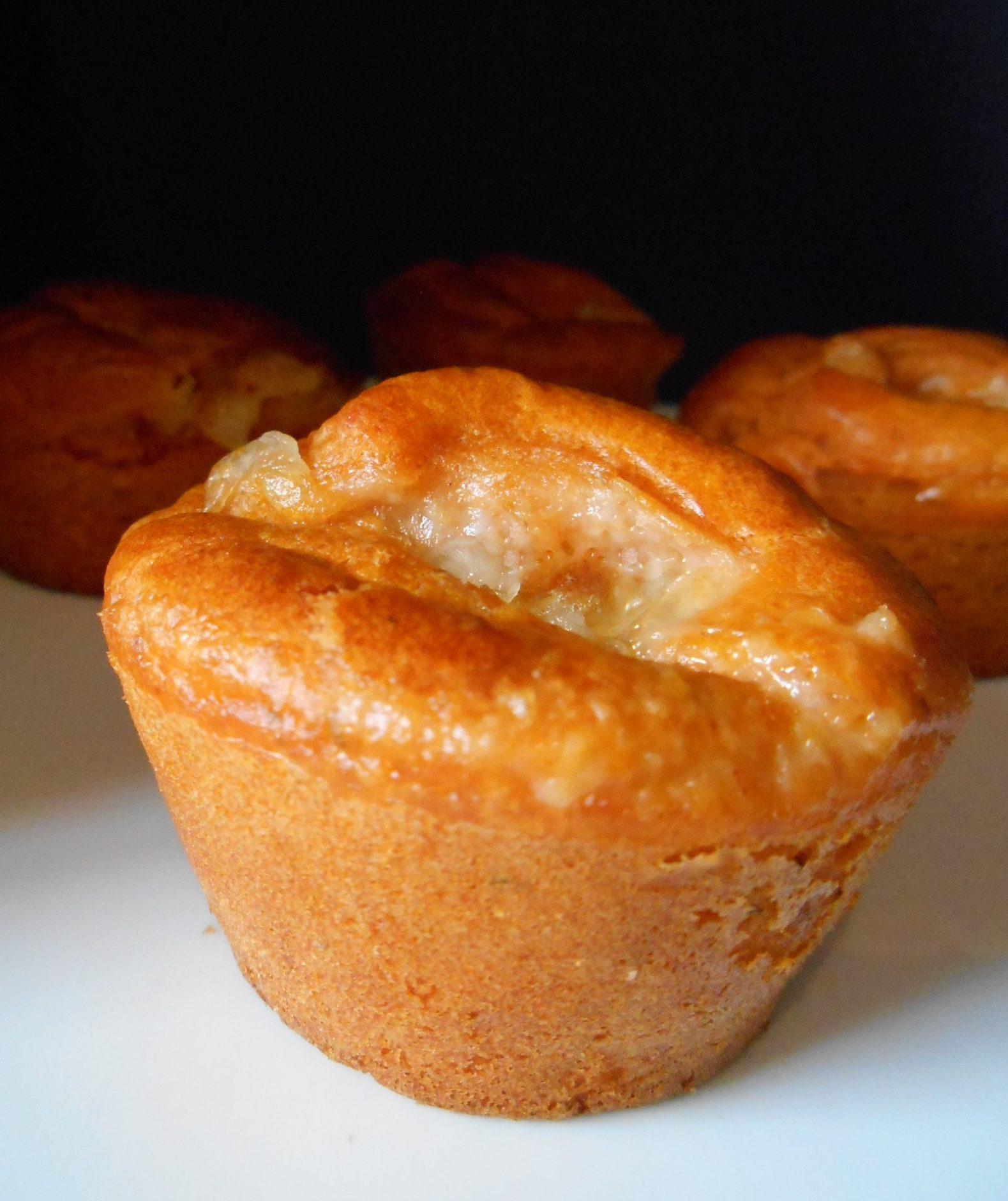 Cake Poivron Chevre Courgette