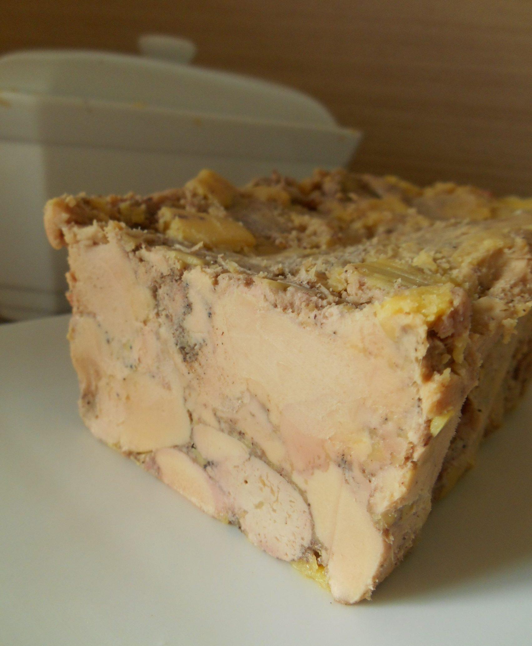 Foie Gras De Canard Au Micro Ondes