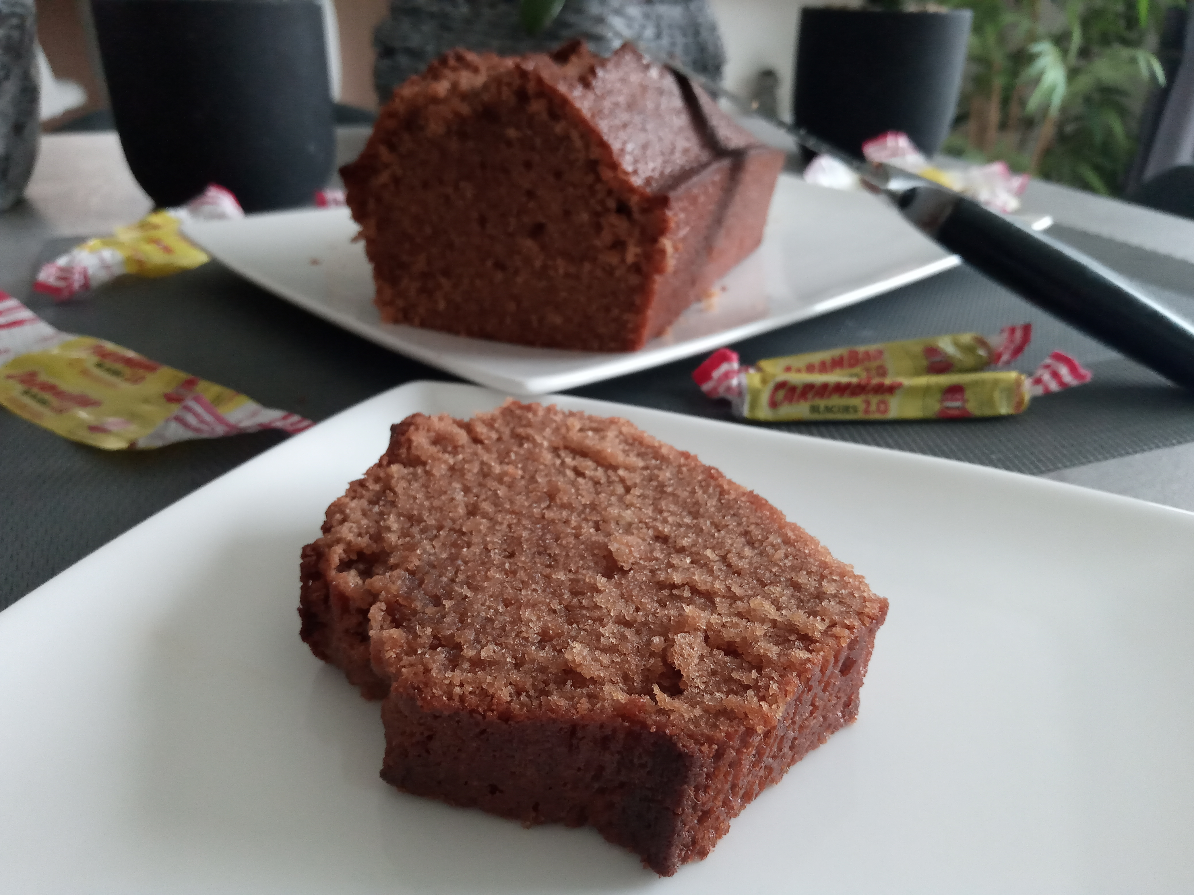 CAKE AUX CARAMBARS ®